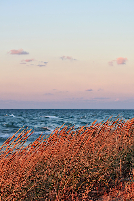 View Of Sea At Sunset Photograph by Shelly Bychowski / EyeEm
