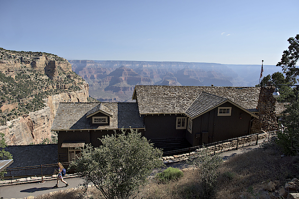Views Of Grand Canyon National Park As Tourism Rises Photograph by Bloomberg