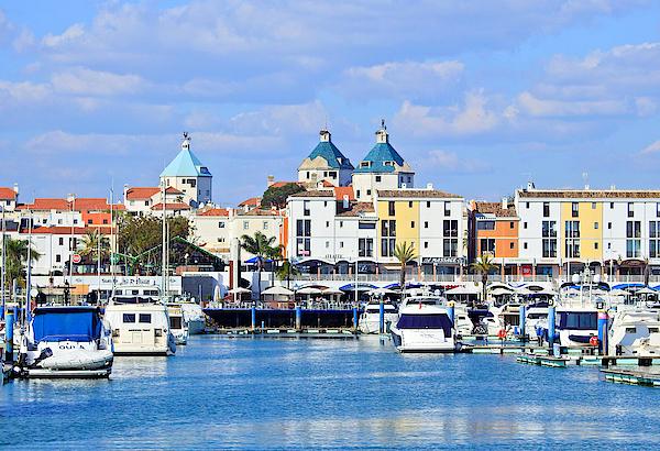 Vilamouras Marina, Algarve, Portugal Photograph by Valter Jacinto