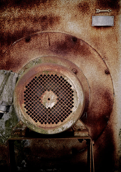 Machinery Photograph - Vintage Air by Odd Jeppesen
