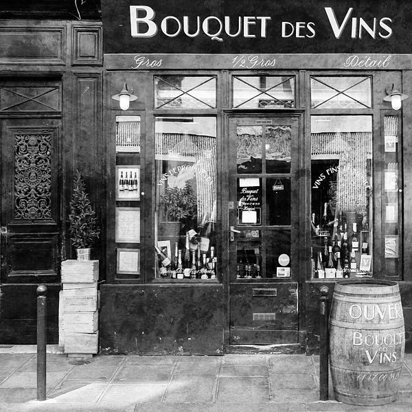 Paris Photograph - Vintage Paris 11c by Andrew Fare
