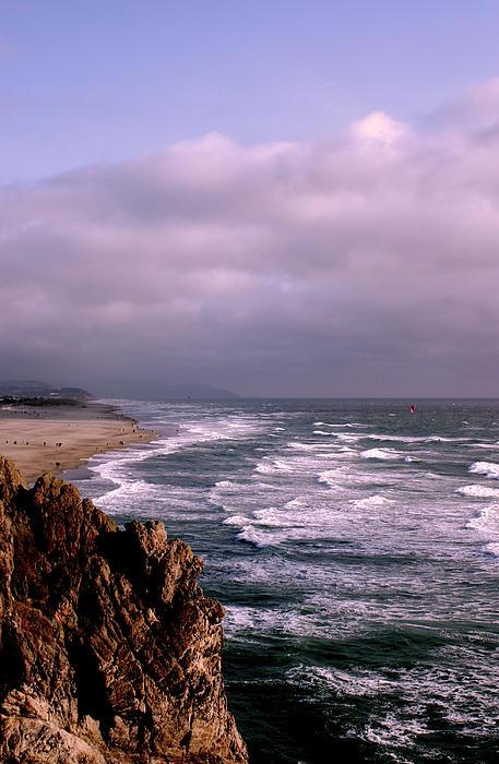 Vista Del Mar Photograph - Vista Del Mar San Francisco by M Bleichner