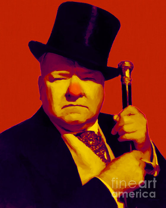 Wc Fields Photograph - W C Fields 20130217p50 by Wingsdomain Art and Photography