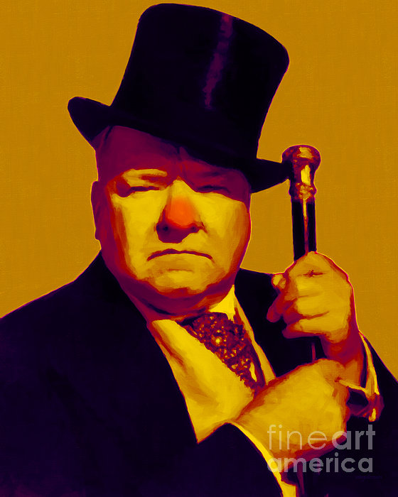 Wc Fields Photograph - W C Fields 20130217p80 by Wingsdomain Art and Photography