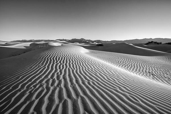 Horizontal Photograph - Waves In The Distance by Jon Glaser