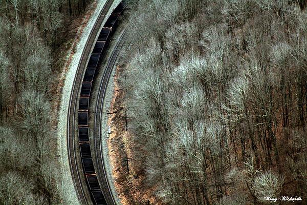 West Virginia Black Gold Photograph by Missy Richards