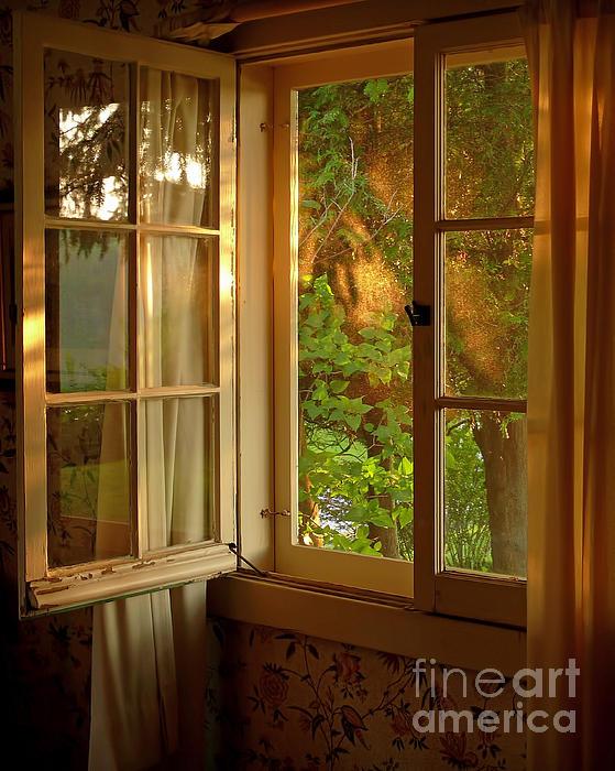 Window Photograph by Susan Kimball