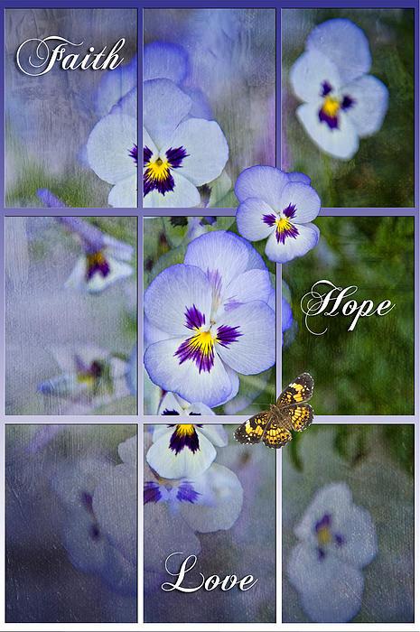 Faith Photograph - Window To Life by Bonnie Barry