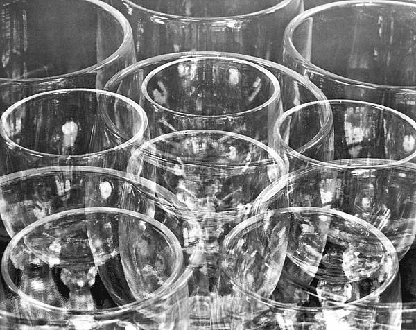 Wine Glasses Photograph - Wine Glasses , Mexico City, 1925 by Tina Modotti