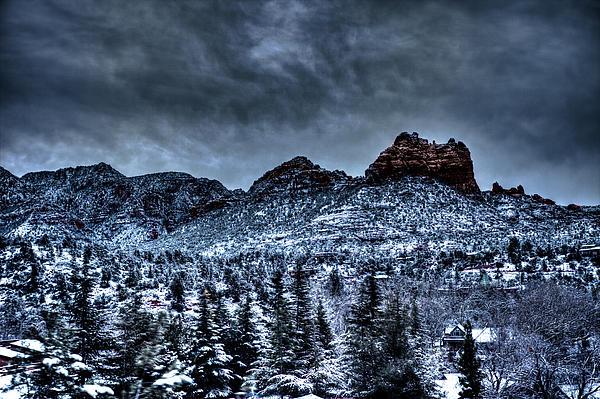 Winter Photograph - Winter Wonder by Bill Cantey