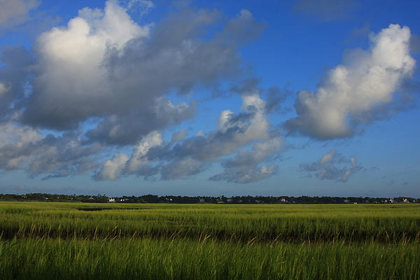 Wrightsville Beach Photograph - Wrightsville Beach Marsh by Mountains to the Sea Photo