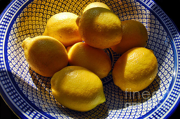 Still Life Photograph - Yellow Mellow  by Alexandra Jordankova