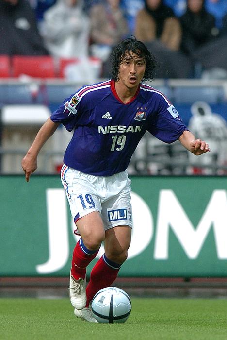 Yokohama F. Marinos V Urawa Red Diamonds - J.league 2005 Photograph by Etsuo Hara