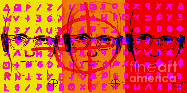 Zodiac Photograph - Zodiac Killer Three With Code And Sign 20130213 by Wingsdomain Art and Photography