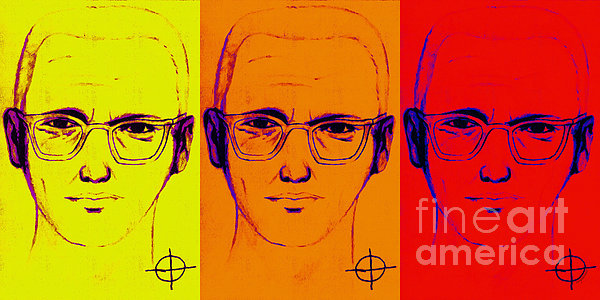Zodiac Photograph - Zodiac Killer Three With Sign 20130213 by Wingsdomain Art and Photography