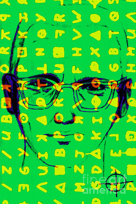 Zodiac Photograph - Zodiac Killer With Code And Sign 20130213 by Wingsdomain Art and Photography