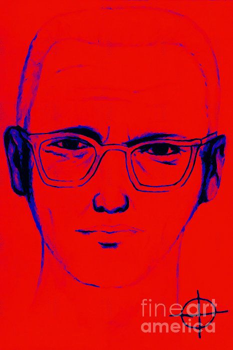 Zodiac Photograph - Zodiac Killer With Sign 20130213m128 by Wingsdomain Art and Photography