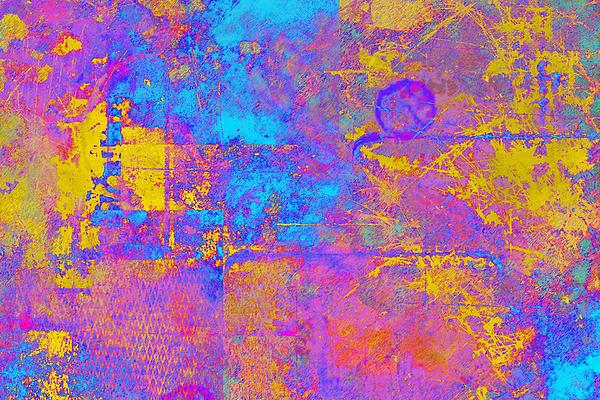Chemiluminescence Painting - Chemiluminescence by Christopher Gaston