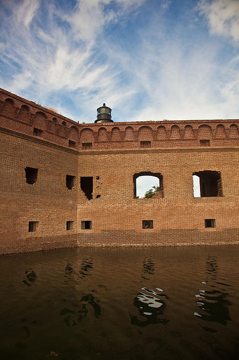 Dry Tortugas National Park Photograph - Dry Tortugas National Park by Patrick  Flynn