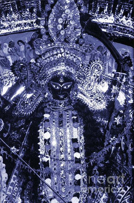 Durga Photograph - Durga by Photo Researchers