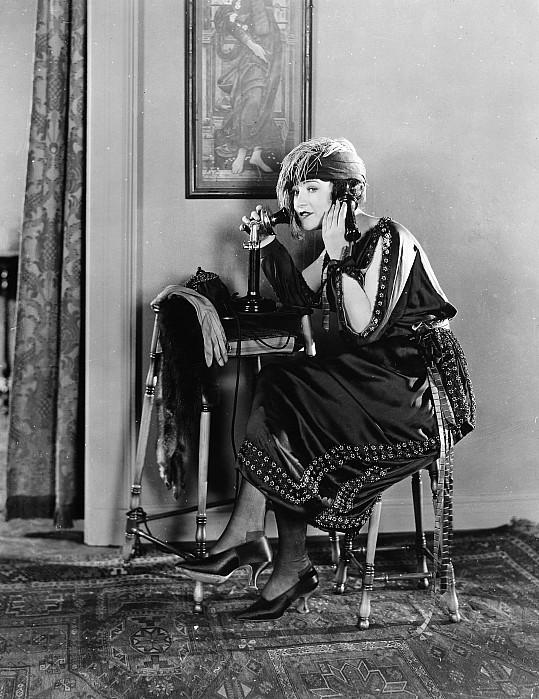 -telephones- Photograph - Film Still: Telephones by Granger