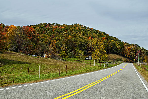 West Virginia Photograph - Let It Roll by Steve Harrington