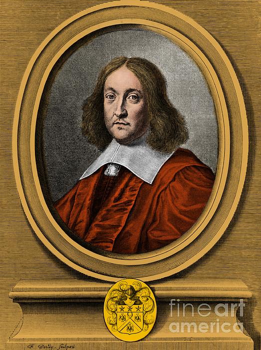 History Photograph - Pierre De Fermat, French Mathematician by Photo Researchers, Inc.