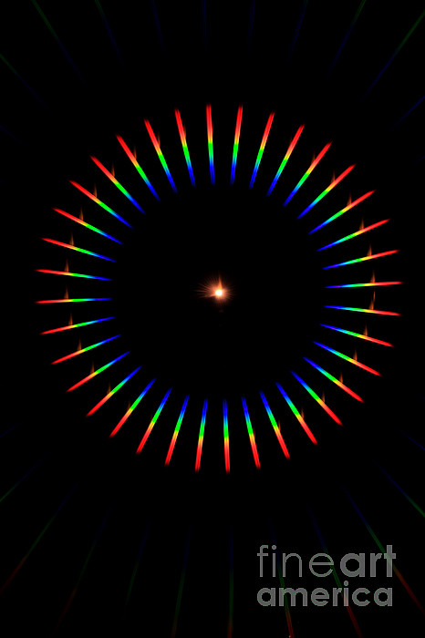 Science  - Quicklime Spectra Limelight by Ted Kinsman