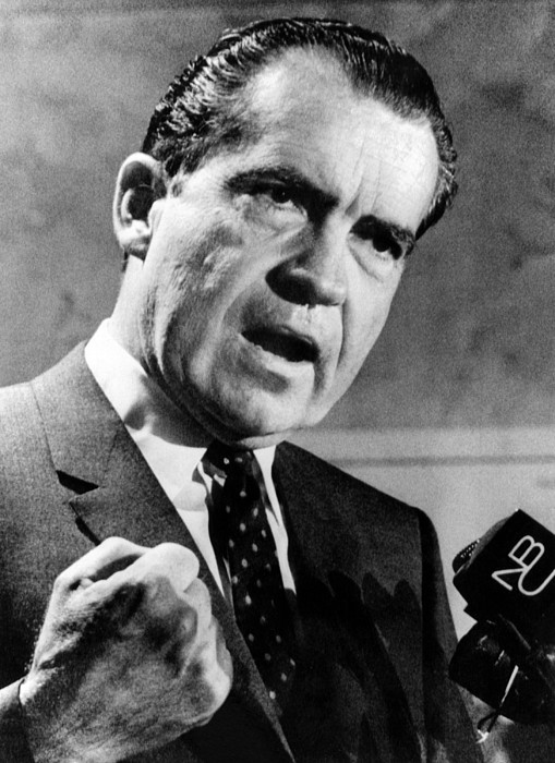 History Photograph - Republican Presidential Candidate by Everett