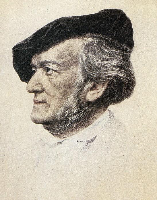 1871 Photograph - Richard Wagner (1813-1883) by Granger