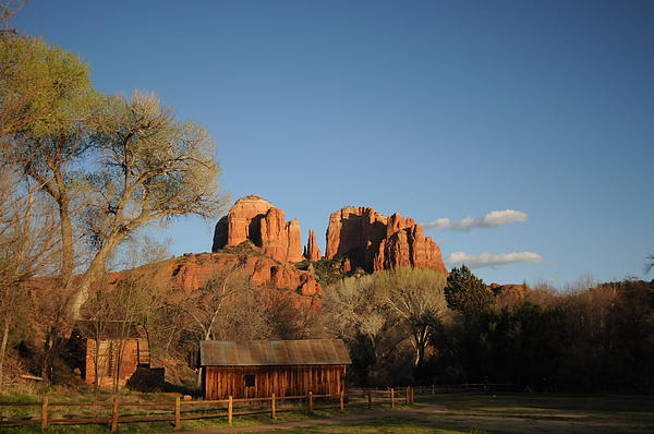 Sedona Photograph - Sedona 014 by Earl Bowser