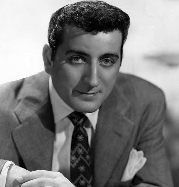 Bennett Photograph - Tony Bennett, C. 1952 by Everett