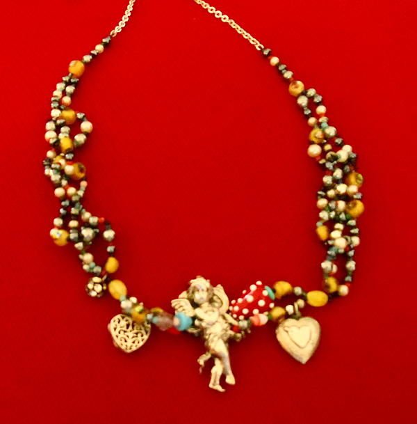 Antique Angel Jewelry - Vintage Beauty by Whitey Martin