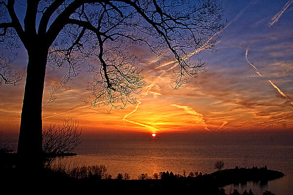 Sunrise Photograph - Welcome A New Day by Theo Tan