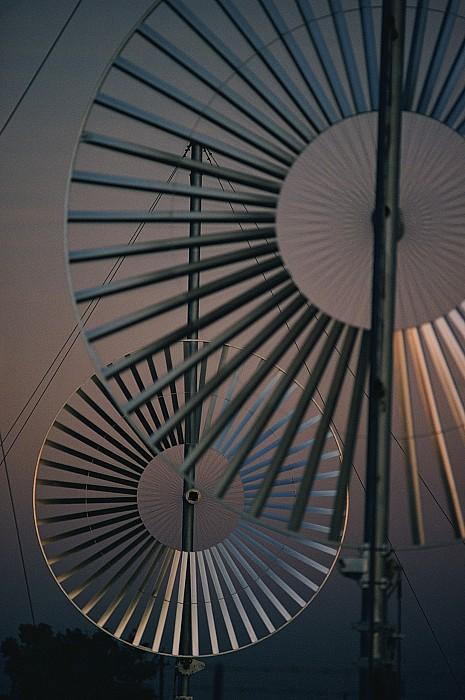 Wind Energy Industry And Production Photograph - Untitled by Emory Kristof