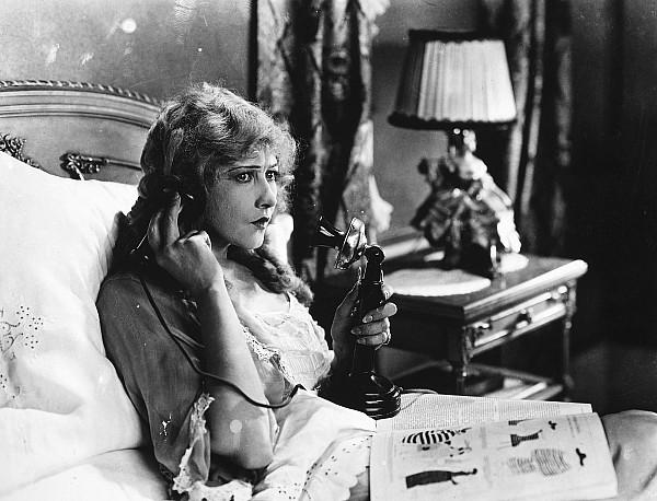 Telephone Photograph - Film Still: Telephones by Granger