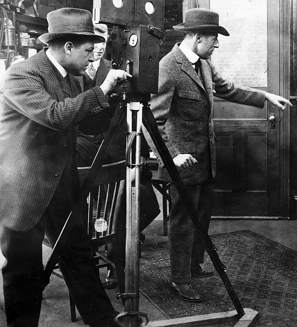 1910s Photograph - D.w. Griffith (1875-1948) by Granger