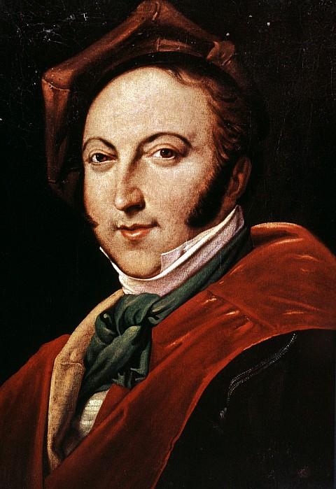 19th Century Photograph - Gioacchino Rossini by Granger