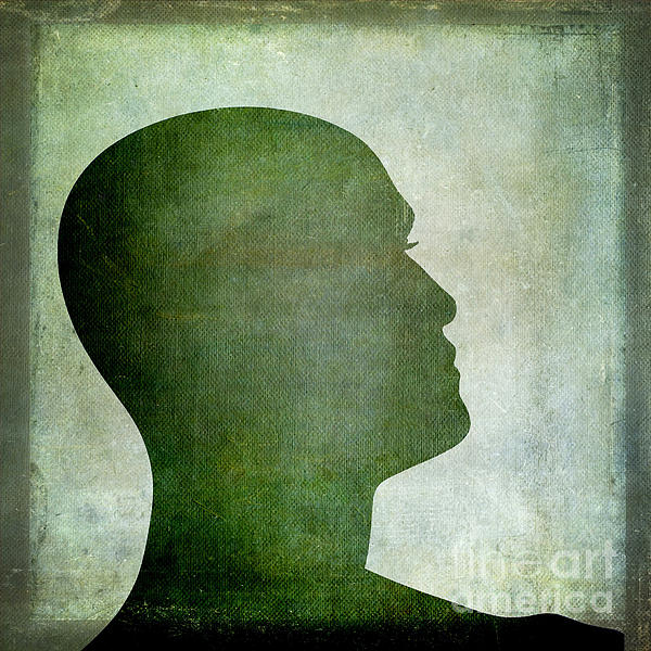 Texture Photograph - Human Representation by Bernard Jaubert