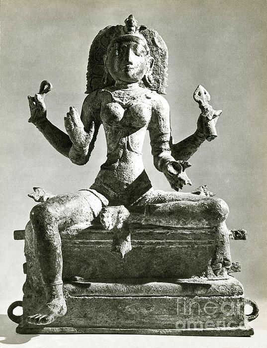 Kali Photograph - Kali by Photo Researchers