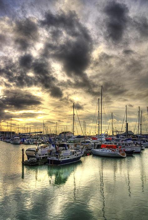 Ramsgate Photograph - Ramsgate Harbour by Lee-Anne Rafferty-Evans