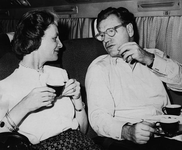 1950s Photograph - Rockefeller Family.  Mary Clark by Everett