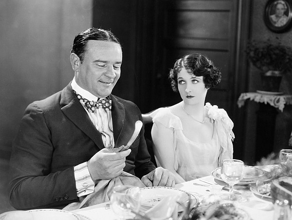 1920s Photograph - Silent Film: Restaurants by Granger