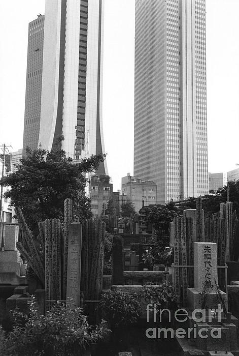 Tokyo Photograph - Tokyo by Bernard Wolff