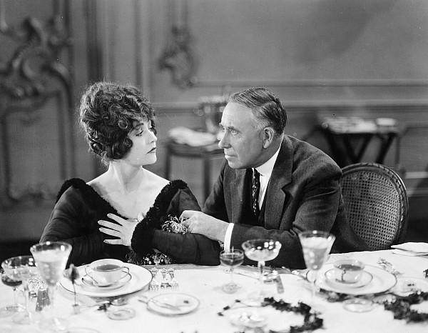 1920s Photograph - Film Still: Eating & Drinking by Granger