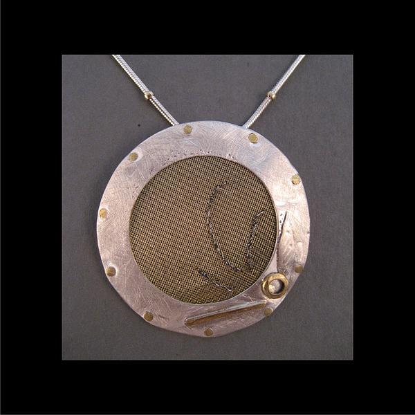 Sterling Silver Jewelry - 257  Pure by Brenda Berdnik