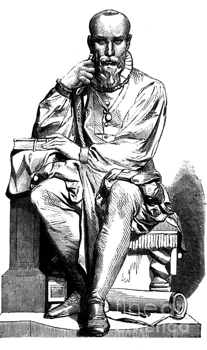Science Photograph - Ambroise Par�, French Surgeon by Science Source