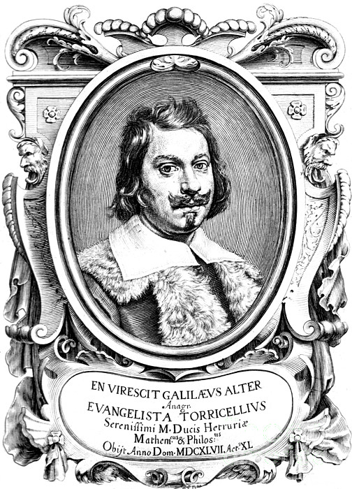 Science Photograph - Evangelista Torricelli, Italian by Science Source