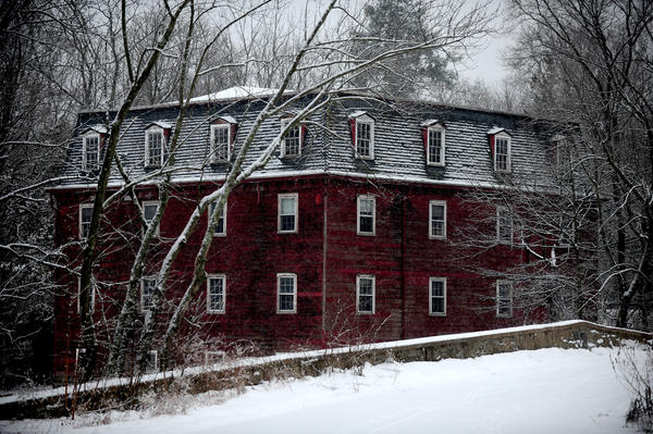 Kingston Mill Photograph - Kingston Mill by Frank DiGiovanni