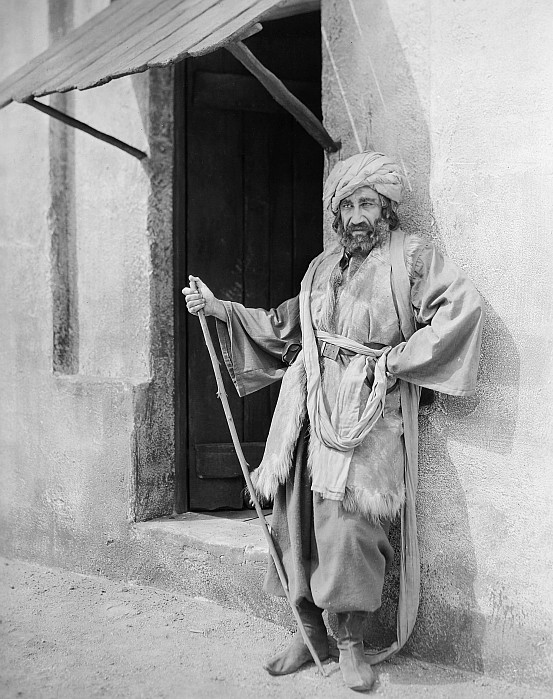 1920s Photograph - Silent Still: Single Man by Granger
